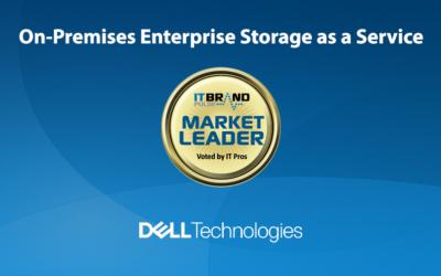 2020 Storage Leaders: On-Premises Enterprise Storage as a Service