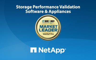 2020 Storage Leaders: Storage Performance Validation Software & Appliances