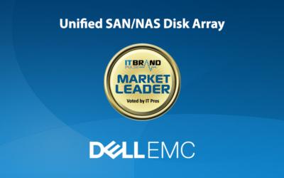 2020 Storage Leaders: Unified SAN/NAS Disk Array
