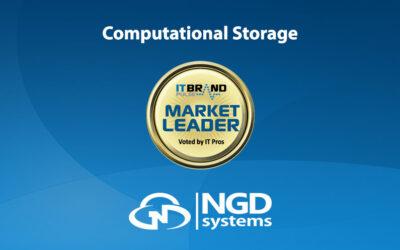 2020 Flash Leaders: Computational Storage