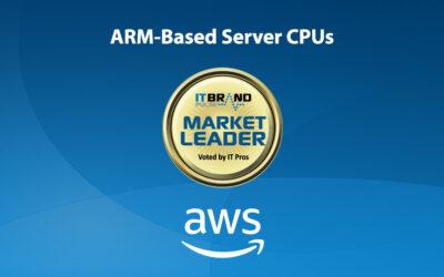 2021 Server Leaders: ARM-Based Server CPUs