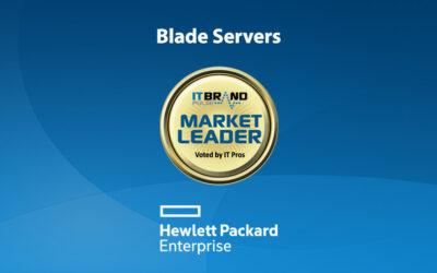 2021 Server Leaders: Blade Servers