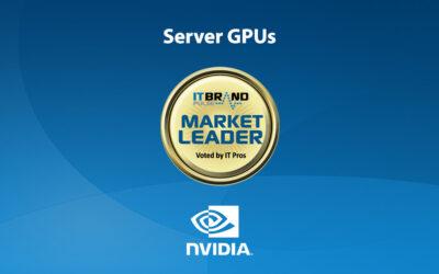 2021 Server Leaders: Server GPUs