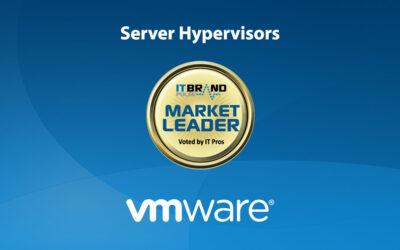 2021 Server Leaders: Server Hypervisor