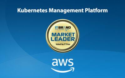 2021 Server Leaders: Kubernetes Management Platform