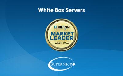 2021 Server Leaders: White Box Servers