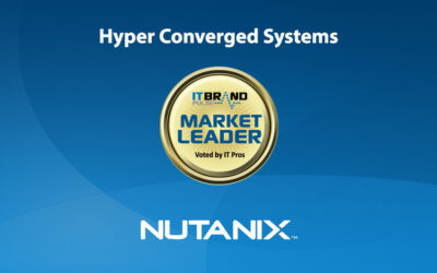 2021 Server Leaders: Hyper Converged Systems