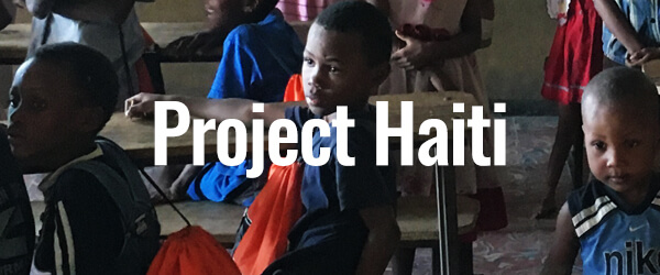 Project Haiti - The Humanity Projects | Building a Better Humanity