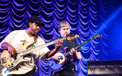 Béla Fleck and the Flecktones @ The Crest Sacramento