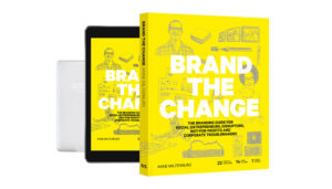 Brand the Change book