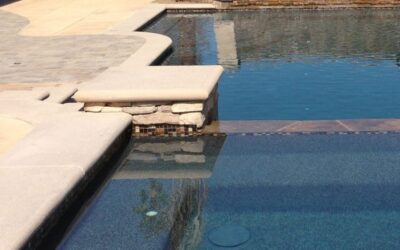 What are the pros and cons of using Concrete Cantilever coping around my pool?