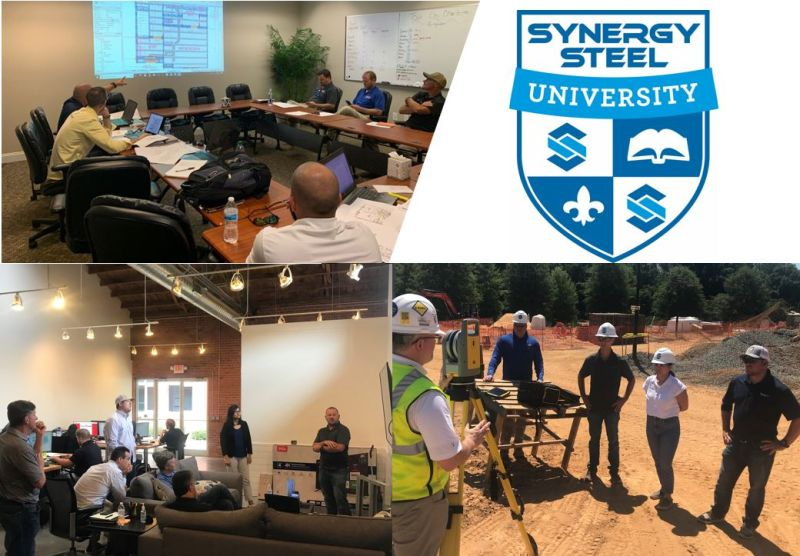 We have developed Synergy University for the trade partners as much as for our employees.