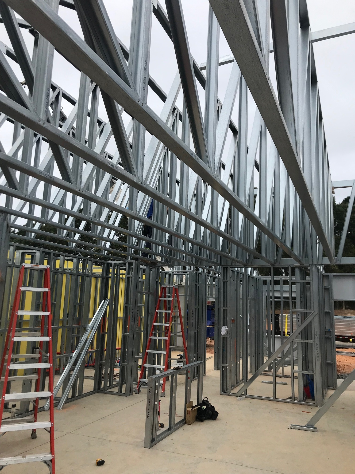 3 Ways Cold-Formed Steel Slashes Construction Waste (and Costs)