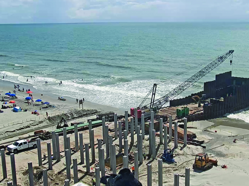 Project – Surfside Pier