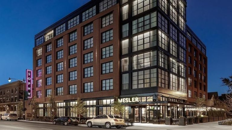 Steel Framing:  The Future of Hotel Construction