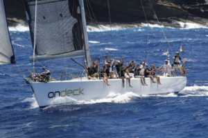 MAR/APR - BVI Spring Regatta
