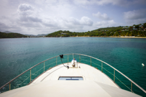 Yachtmaster Sail to Power Conversion