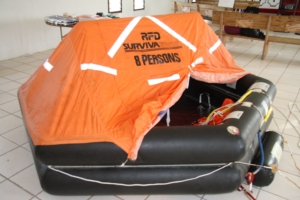 RYA/World Sailing Offshore Personal Survival