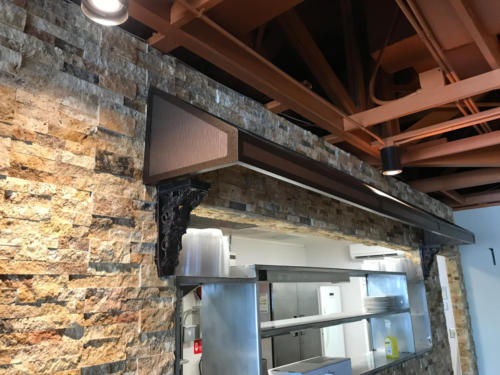 Photo of Open Kitchen Window