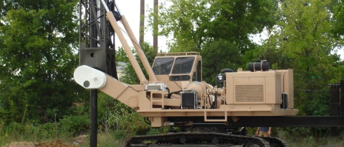 AGC offers track- and truck-mounted drilling equipment almost anywhere in the world