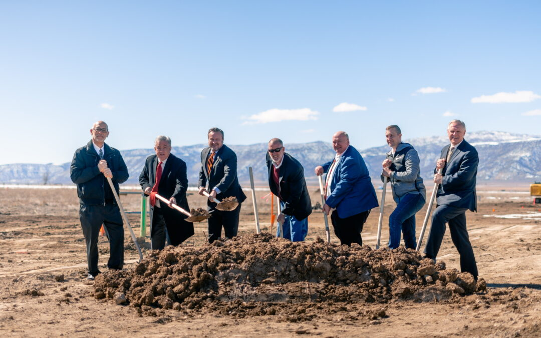 The Estates at Ephraim Crossing Holds Groundbreaking