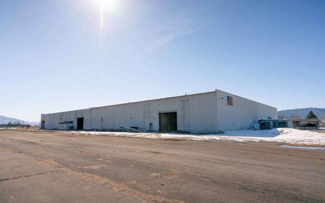 Ephraim Crossing developer purchases industrial building in Ephraim