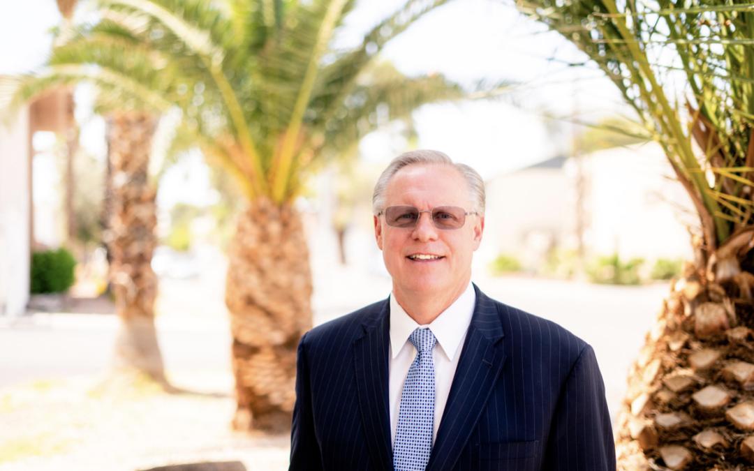 Kevin Romney recognized in 2021 Vegas Inc Real Estate Awards