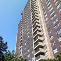 This is an image of Baychester Co-op City High Rise Apartment Building