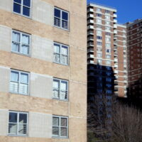 This is an image of Baychester Co-op City High Rises