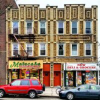 This is an image of Corona Storefronts