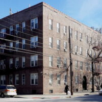 This is an image of an East Elmhurst Apartment Building