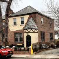 This is an image of an East Elmhurst Tudor Style House