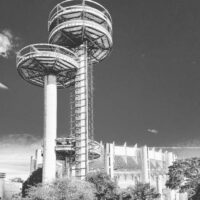 This is an image of Flushing Meadows Corona Park