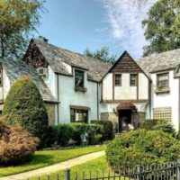 This is an image of a large home in Morris Park Indian Village Enclave