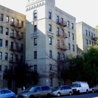 This is an image of Morris Park Woodmansten Arms Apartment Building