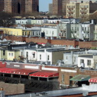This is an image of Parkchester Houses and Apartment Buildings