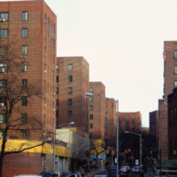 This is an image of Parkchester Storefronts