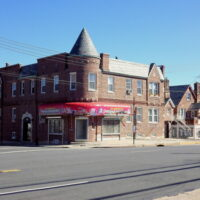 This is an image of a Pelham Gardens Corner Store