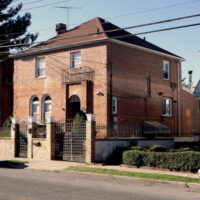 This is an image of a Pelham Gardens Brick House