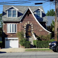 This is an image of a Pelham Gardens Brick and Stone House