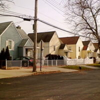 This is an image of Throggs Neck Houses