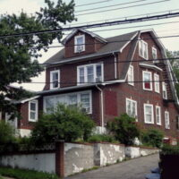 This is an image of a Throggs Neck House