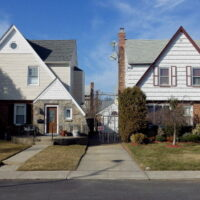 This is an image of Whitestone Houses