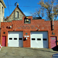 Firehouse in Edgewater Park Enclave in Throggs Neck