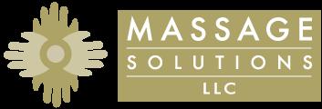 Massage Solutions Logo