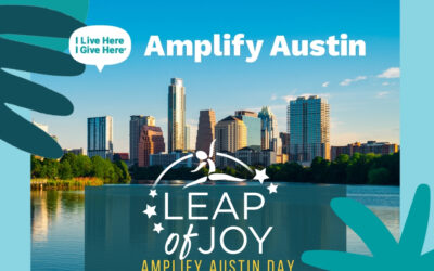 Amplify Austin Day is Almost Here!