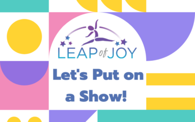 Episode #3 of Let's Put on a Show Up Now!