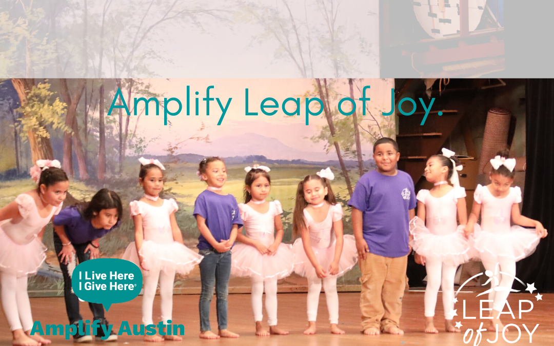 Today is the Day- Amplify Austin!
