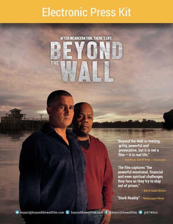 Beyond The Wall Electronic Press Kit