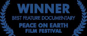 Peace On Earth Film Festival Winner